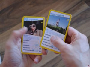 minions top trumps fame