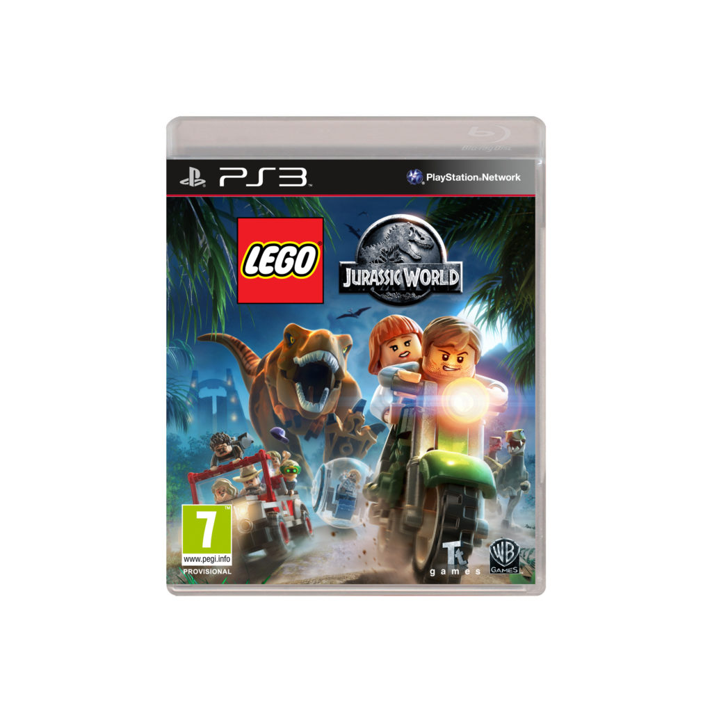 LEGO Jurassic World™ Review