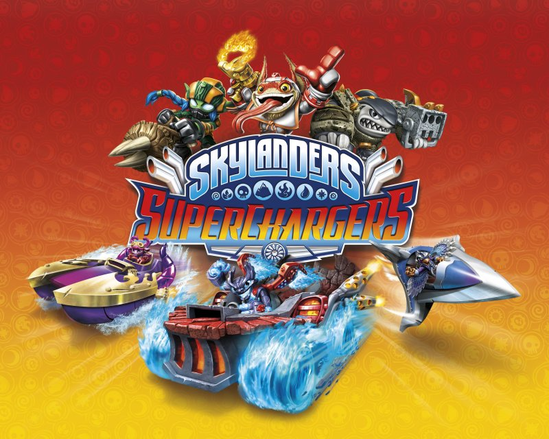 Skylanders Superchargers Review
