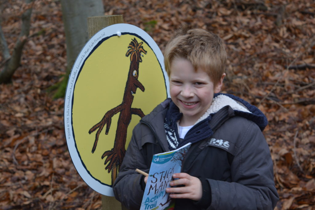 Stickman Trail Beechenhurst, Forest of Dean