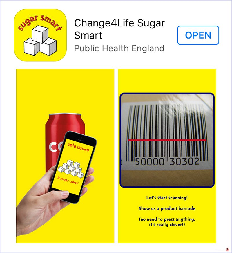 Change4Life Sugar Smart App review | Pinkoddy's Blog