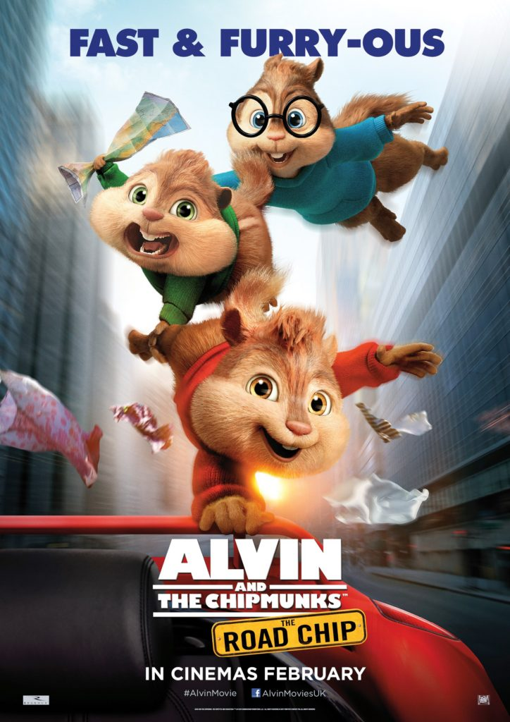 Alvin and The Chipmunks: The Road Chip *Spoilers*