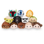 Disney Star Wars Tsum Tsums Collectible Range of Stackable Plush Toys