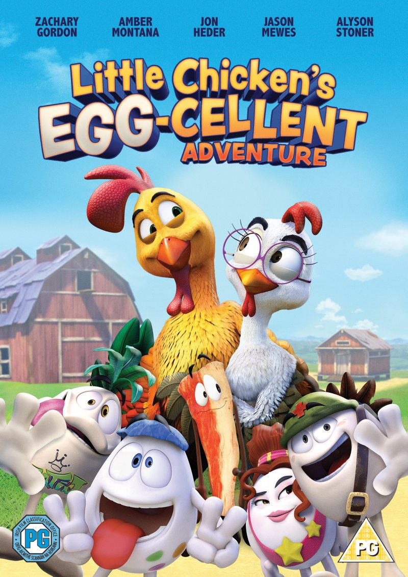 Little Chicken's Egg-Cellent Adventure