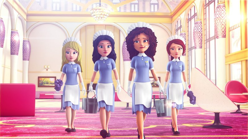 LEGO Friends: GIRLZ 4 LIFE DVD