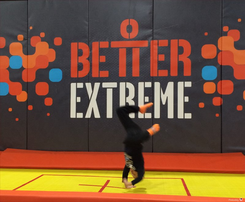 Better Extreme Trampoline Park Swindon