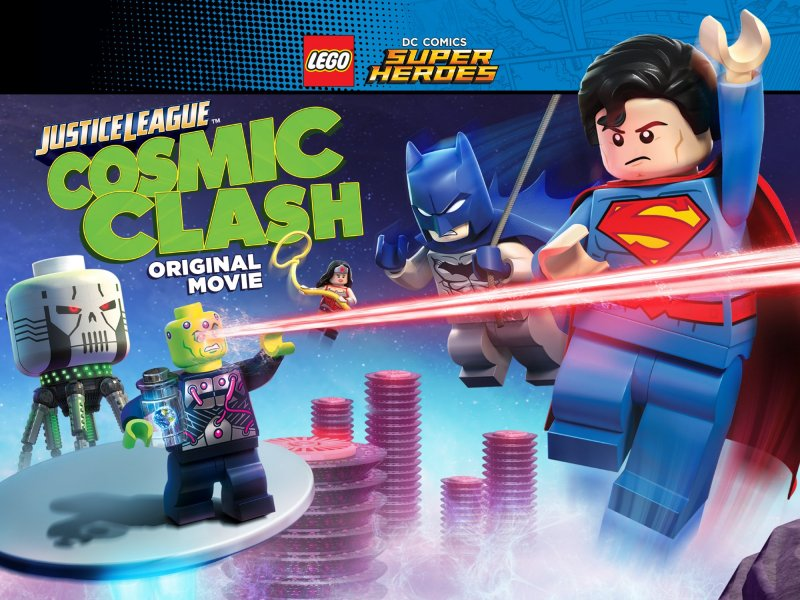 LEGO DC JUSTICE LEAGUE: COSMIC CLASH