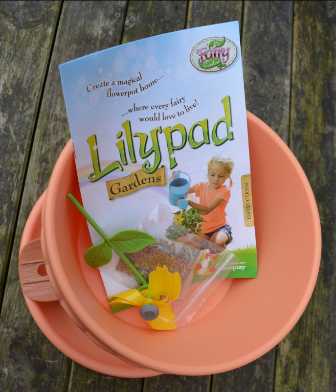 Interplay's My Fairy Garden®: Lilypad Gardens