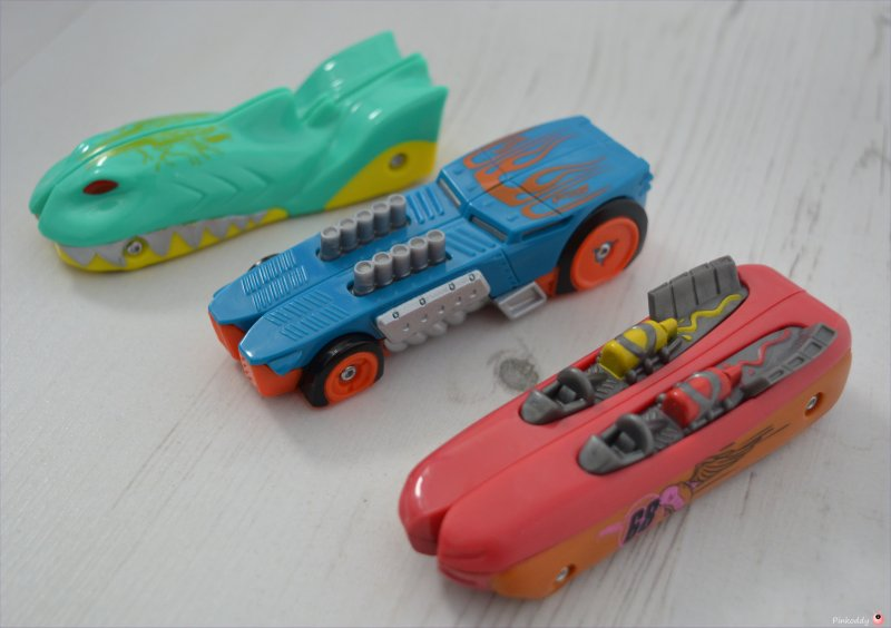 Hot Wheels Split Speeders Blade Raid™
