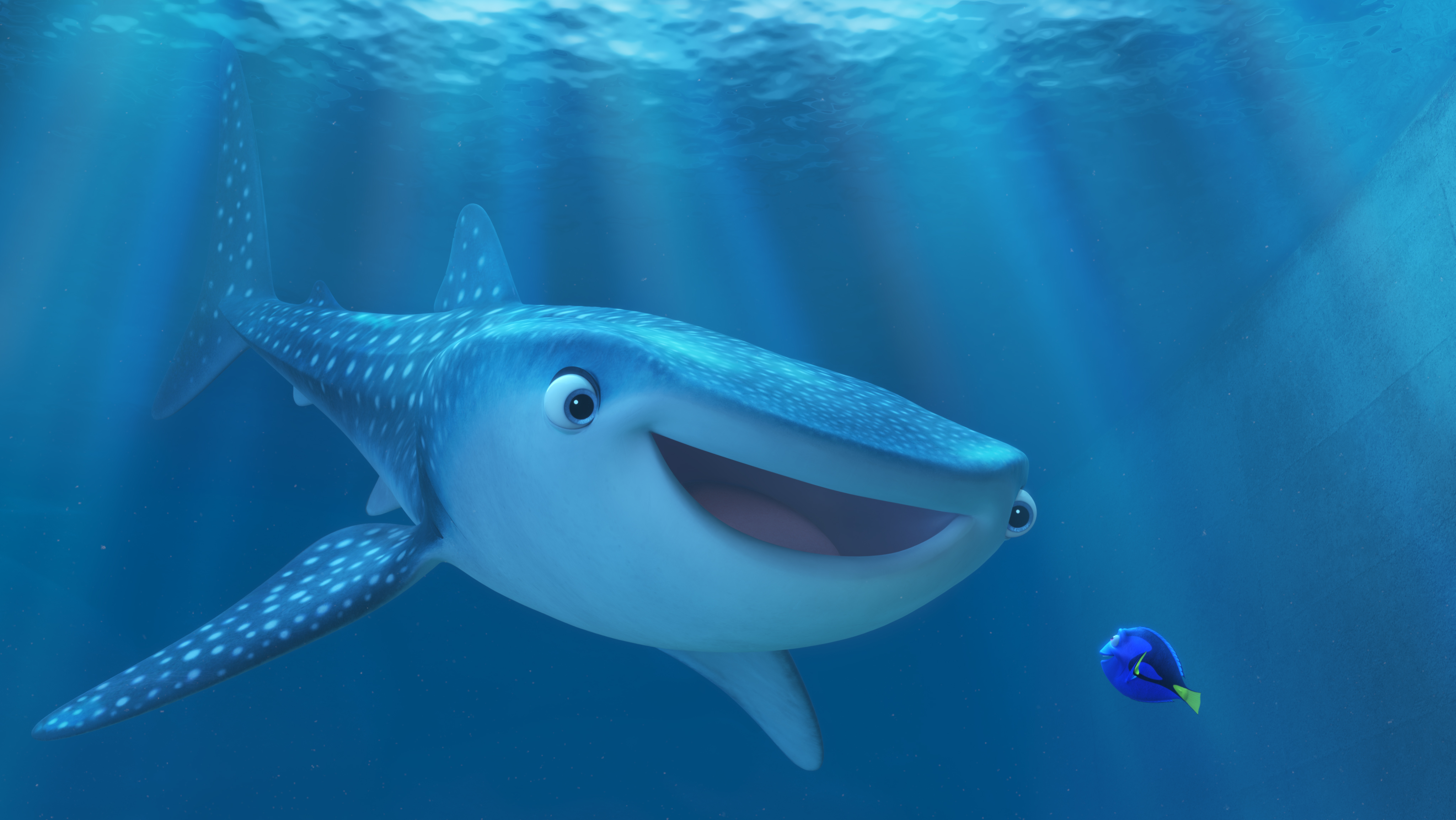 Finding Nemo Sequal Finding Dory Image