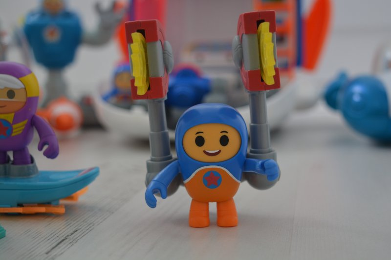 GO Jetters Twitter Party Fisher Price Toys #Ad