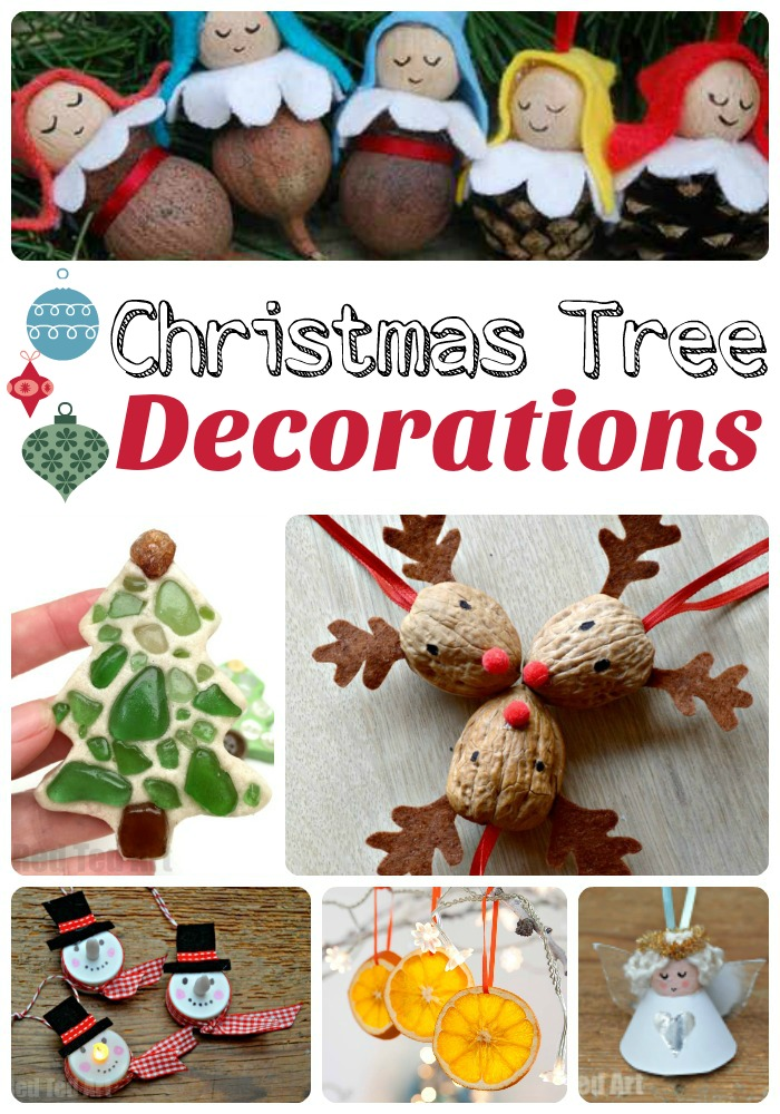 Christmas Ornaments RedTedArt