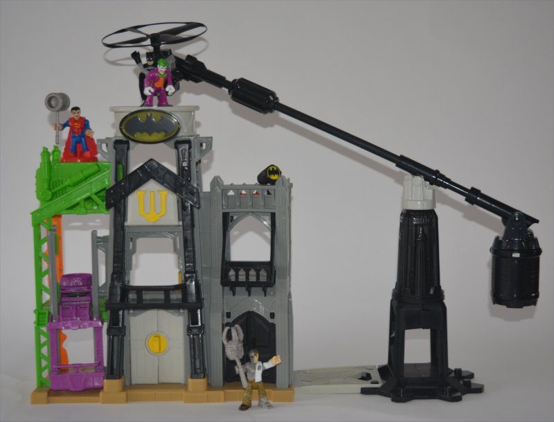 Fisher-Price Imaginext Super-Flight Gotham City