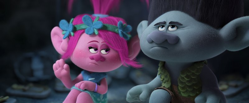 Dreamworks Trolls Review *spoilers*