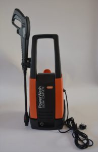 Vax PowerWash 2000w Complete Pressure Washer