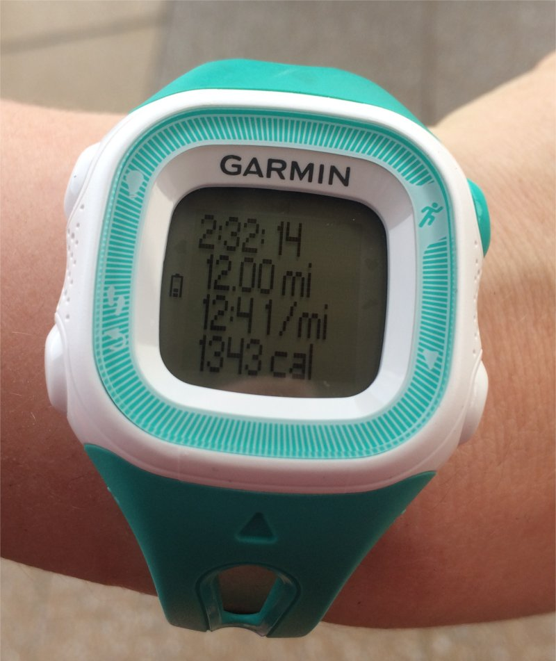 Half Marathon Training – 12 Miles Week