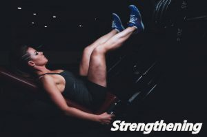 Strengthening Week Half Marathon Training