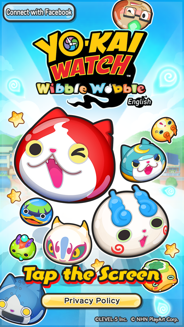YO-KAI WATCH® Wibble Wobble App