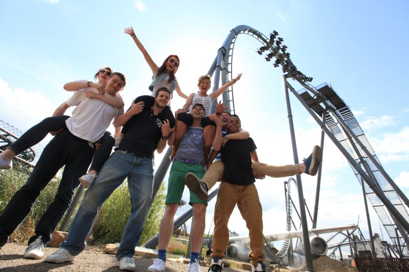 Mates Rates at Thorpe Park Resort