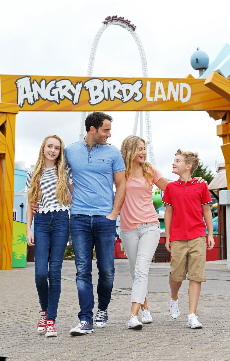 Kids eat Free in May at Thorpe Park Resort