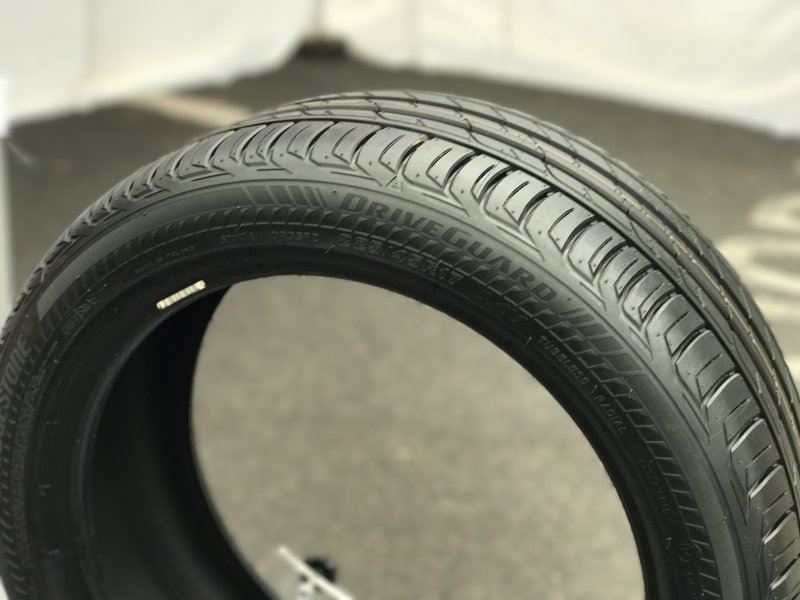 driveguard tyre