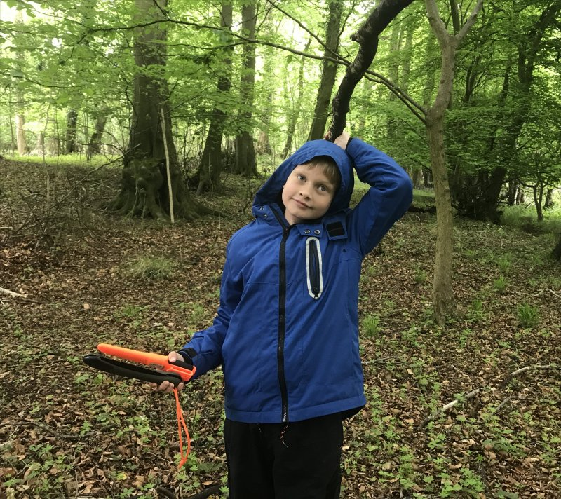 Cotswold Adventures Bushcraft Course