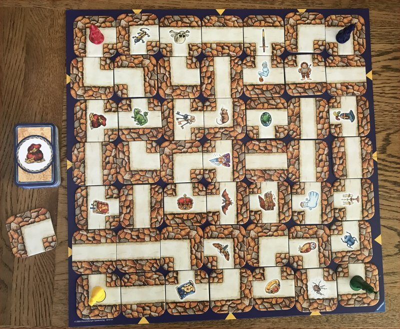 How to play Labyrinth Ravensburger
