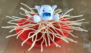 Yeti in My Spaghetti Review and Giveaway