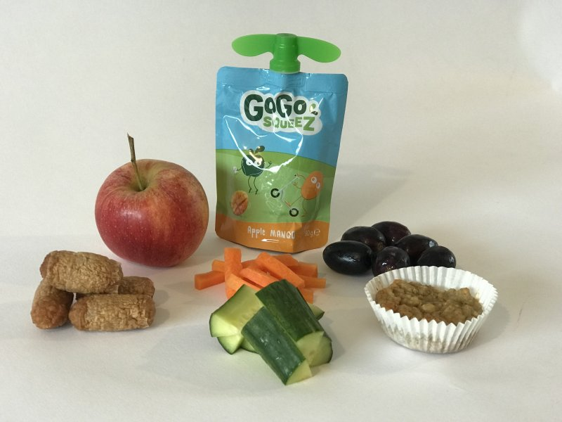 Secret to Healthy Packed Lunch for Busy Parents