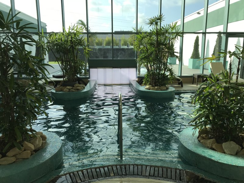 Malvern Spa Hydrotherapy Pool