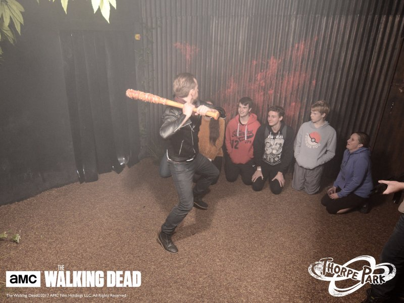 The Walking Dead Maze