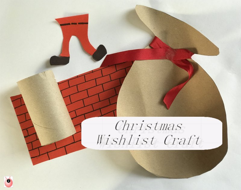 Christmas Wishlist Craft