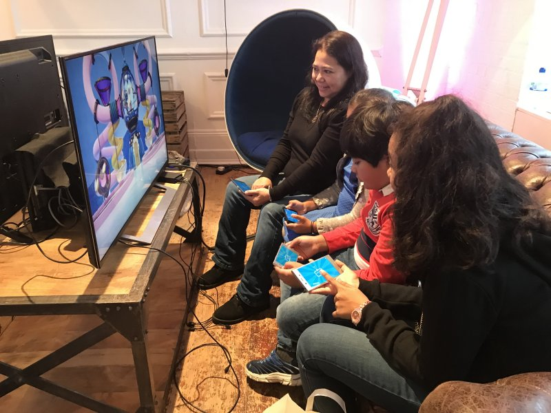 Playstation for Families