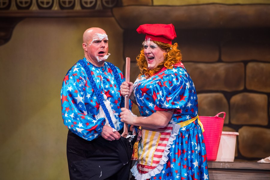 Sleeping Beauty at the Roses Theatre Review