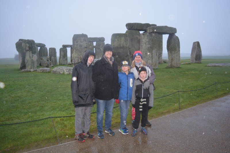 Stonehenge: One of the Wonders of the World