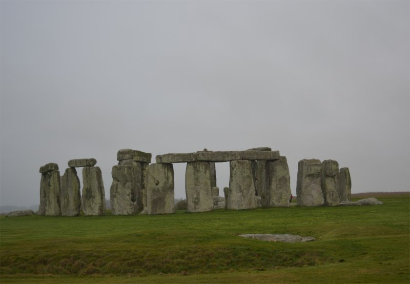 Stone Circle at Stonehenge