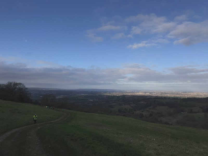 view top of kelston 10k