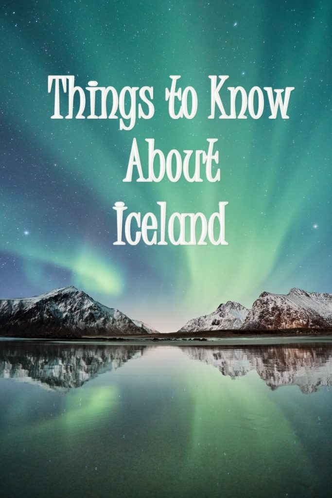 Things to know about Iceland