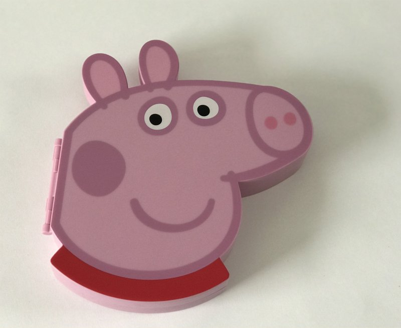 Peppa Pig Pick up and Play Playground Playset
