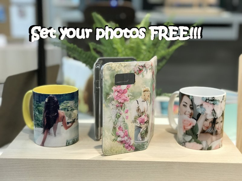 Set your photos free!