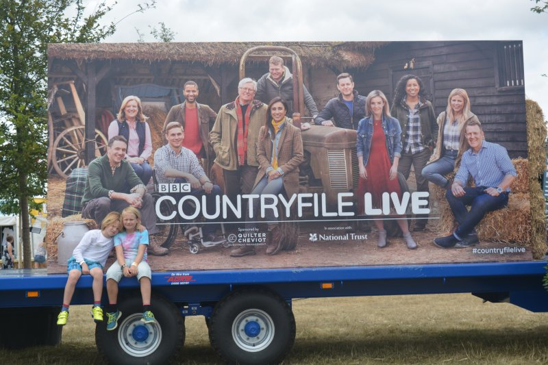 BBC Country File Live 2018