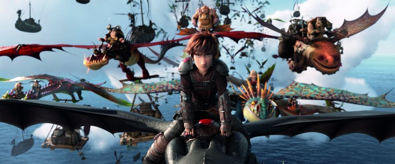 How to Train Your Dragon: The Hidden World #Review & #Giveaway