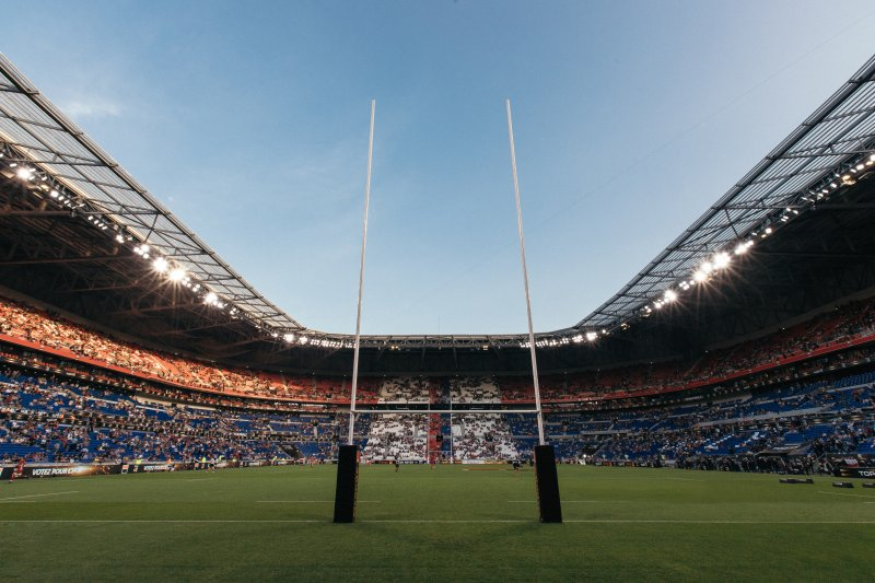 rugby goal